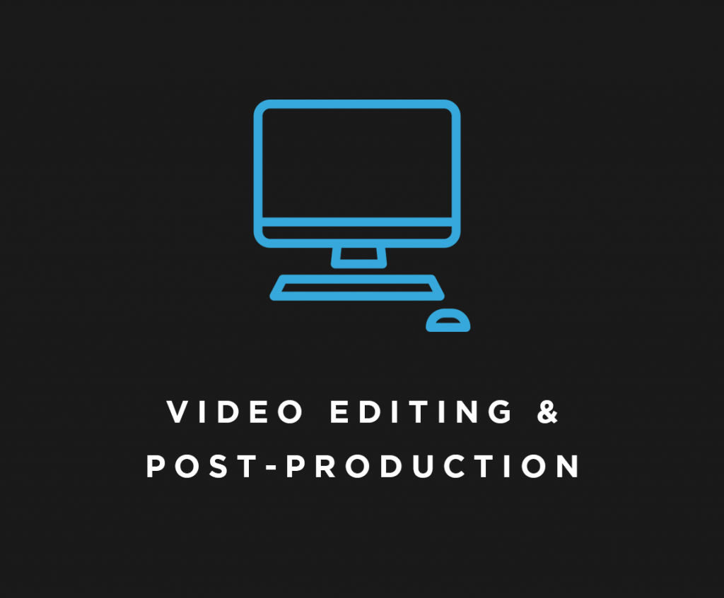 Video editing & post-production Singapore