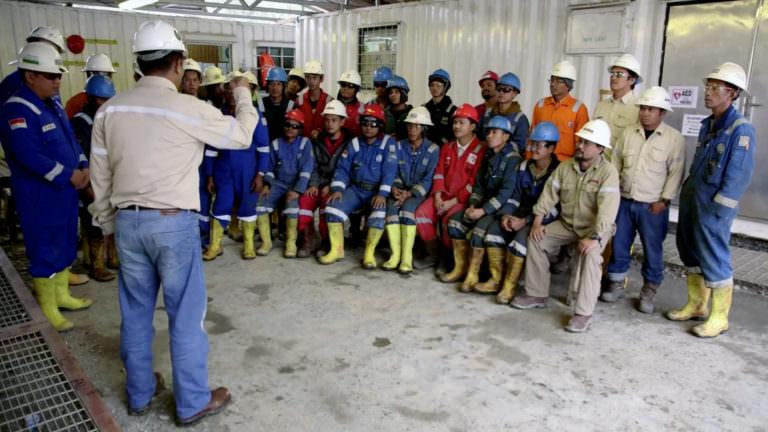 Singapore construction video production oil & gas